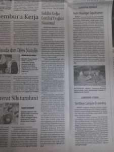 Berita _ Radar Lampung, 22 Sept 14 Hal_ 18